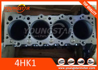 چین ISUZU 4HK1 Engine Cylinder Block , HITACHI Excavator 4 cylinder engine block 8-98204528-0 کارخانه