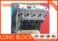 چین Long Engine Cylinder Block For Hyundai H1 D4BB D4BH / Mitsubishi 4D56T D4BH کارخانه