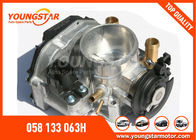 چین AUDI A4 Throttle Body 058 133 063H / 408 237 212 002Z With ISO 9001 کارخانه
