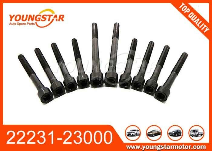 22321-23000 Cylinder Head Bolts For HYUNDAI G4GC G4BB / Hyundai Elantra Tiburon